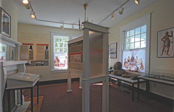 Sargeant Museum of Louisa County History